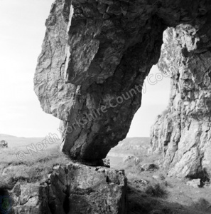 Cave Pillar, Threshfield